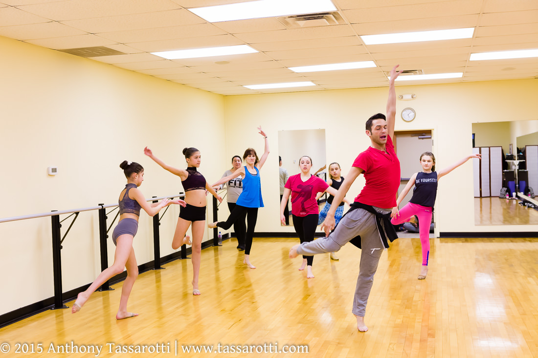 marcus rogers  jumps  turns  lyrical master class