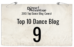 Top 10 Dance Blog - Number 9