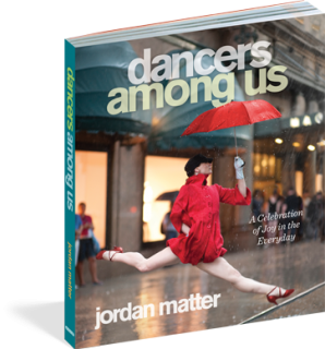 Dancer Among Us book
