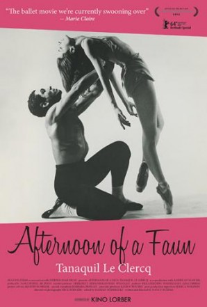 Afternoon of a Faun poster