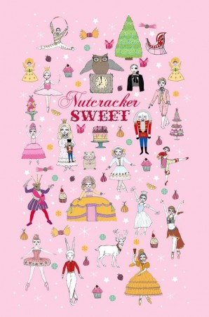 Poster of Nutcracker characters